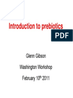 Kegunaan Prebiotics