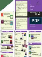 livres francais niveau B2