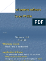 Embedded Systems Software 2014