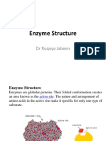 2. Enzyme Structure