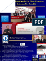 The Best Oracle 12c New Features