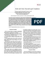 Managing Ethical Risk & Crises
