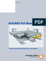 MAURER Pot Bearings