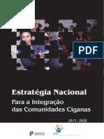 Estratégia Nacional para a Integração das Comunidades Ciganas - 2013