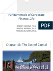 Parrino 2e PowerPoint Review Ch13