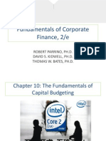 FIN Parrino 2e PowerPoint Review Ch10