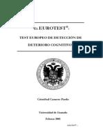 eurotest-detcognitivo