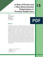 Role of Public