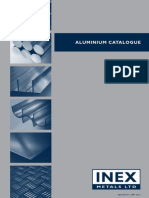 Aluminium Catalogue