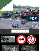 Kemalangan Jalan Raya - Edward & Abiline