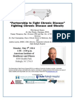 Fighting Chronic Disease and Obesity