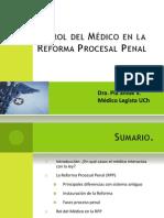 Médico en RPP 2011