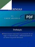 Cirurgia Geral - Hérnias
