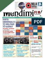 Gazeta Mendimi