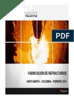 Seminario Argos - Fabricacion Refractario