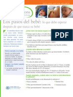 PostPartum What to expect after the baby is born Spanish 2.pdf