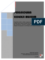 Pengelolaan Koleksi Museum