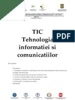 Tehnologia Informatiei Si a Comunicatiilor