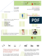 Cheque Service