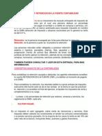 Ejercicios de Iva y Retencion en La Fuente Contabilidad Colombiana