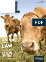 Compassionate Living (Mercy for Animals Magazine) Issue 1