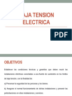 Baja Tension Electrica