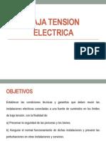 Baja Tension Electrica