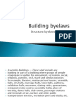 Building Byelaws