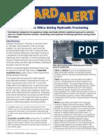 OSHA Hydraulic Frac Hazard Alert