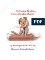 Kamasutra Sex Positions With Liberator Shapes