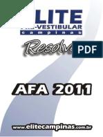 2011 Afa Elite Sp