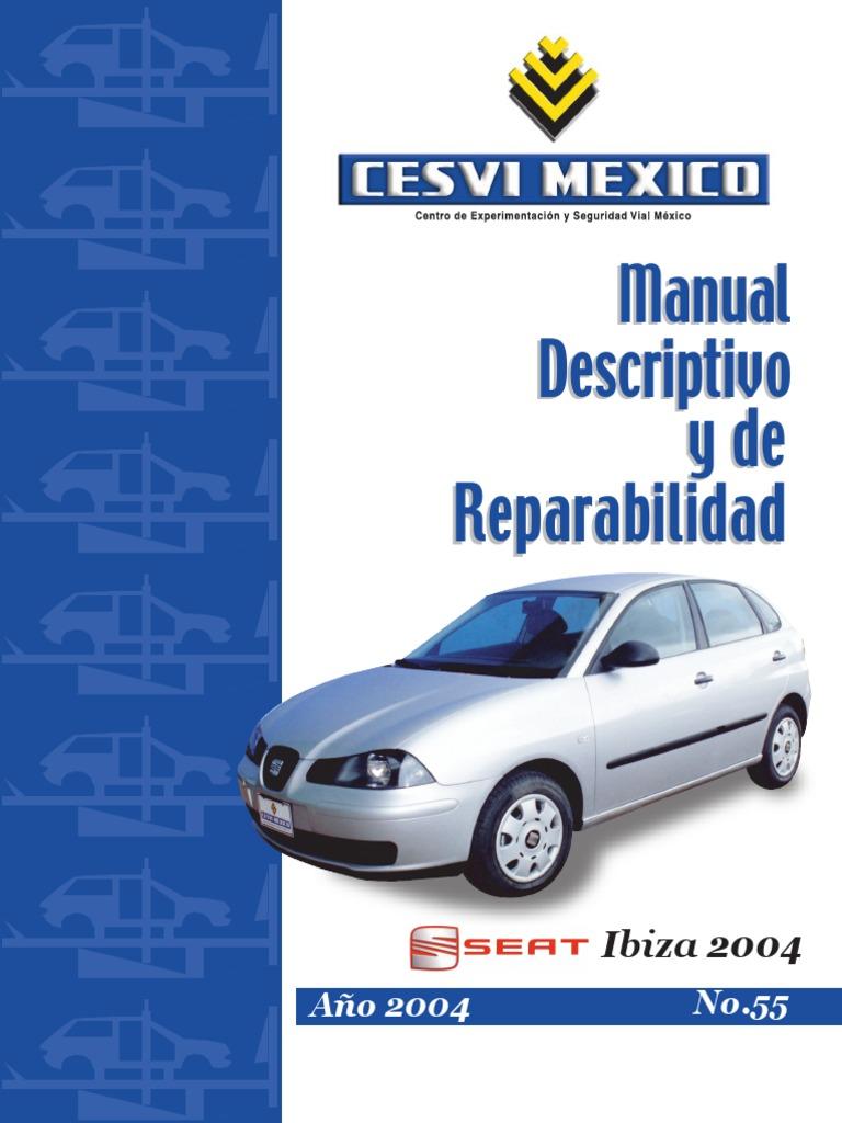 ibiza 2004 rh es scribd com Seat Ibiza Forum manual de taller seat ibiza 6l pdf
