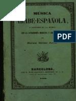 Mariano Soriano - Música arabe española