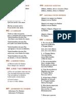 Livro de Canticos- Actualiz1234