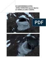 BASES EXTRATERRESTRES SUBTERRÁNEAS EN LA TIERRA
