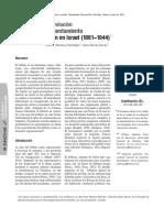 Montoya Restrepo y Davila - Antecedentes y Evolucion Del Kibutz