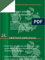 Presentacion de Rayos Gamma FINAL