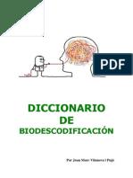 DICCIONARIO Biodescodificacion