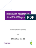 Bp Lingen Refinery Industrial Energy Management With Visualmesa