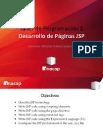 Oficial 02 - Desarrollo de páginas JSP