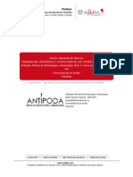 La Ecologia de Las Tecnologias Andinas