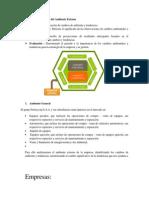 Componentes del Análisis del Ambiente Externo