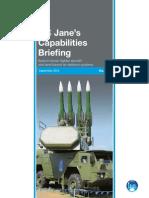 IHS Jane s Capabilities Briefing - Syria in Focus September 2013