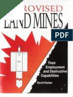 Improvised Land Mines - David Harber - Paladin Press