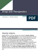 Therapeutics Scenario 5