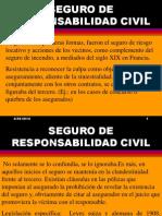 286 Seguro de Responsabilidad Civil