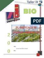 Planificacion Urbana Ambiental Trabajo