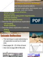 Geol GeophysAndGeoExplTechs