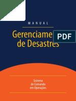Manual Gerenciamento de Desastres - SCO