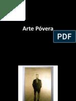 Arte Póvera